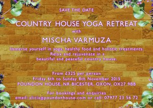 MV & PH yoga retreat
